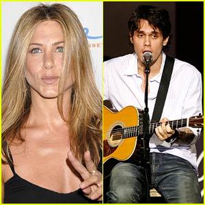 Jennifer Aniston and John Mayer's Miami Meet-up