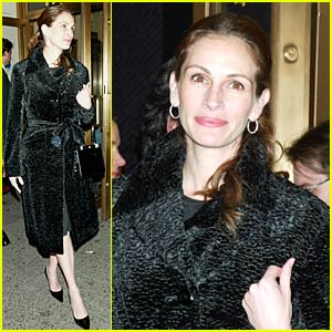 Julia Roberts is The Country Girl