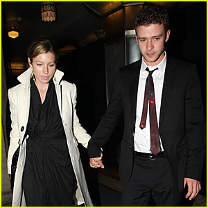 Justin Timberlake & Jessica Biel's Saturday Wedding