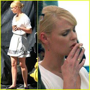 Katherine Heigl Shows The Ugly Truth