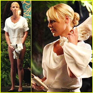 Katherine Heigl: The Ugly Side of Underwear