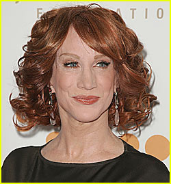 Kathy Griffin: Fired From Hannah Montana For Telling Jesus to Suck It