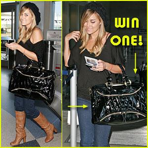Win Lauren Conrad's Treesje Handbag