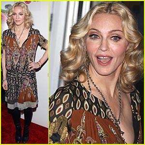 Madonna Materializes at Tribeca Film Festival