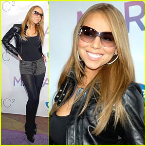 Mariah Carey Rocks it at Hard Rock