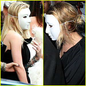 The Masked Olsen Twins