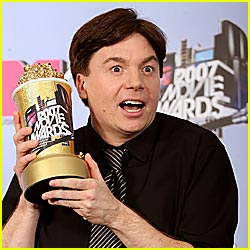 Mike Myers to Host 2008 MTV Movie Awards