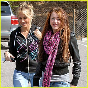 Miley Cyrus Granted Tish Wish