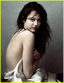 Miley Cyrus 'Embarrassed' by Vanity Fair