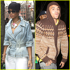 BELIEVE in Chris Brown and Rihanna