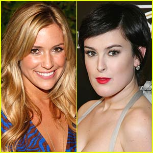 Rumer Willis and Kristin Cavallari are Wild Cherries
