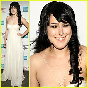 Rumer Willis Has Fire From Within