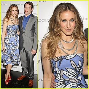 Sarah Jessica Parker: Then She Found Me!