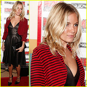 Sienna Miller - NME Awards 2008
