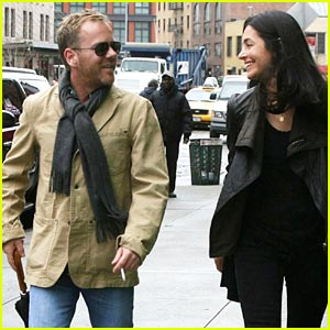 Siobhan Bonnouvrier: Kiefer Sutherland's Girlfriend