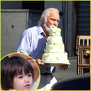Happy Birthday, Suri Cruise!