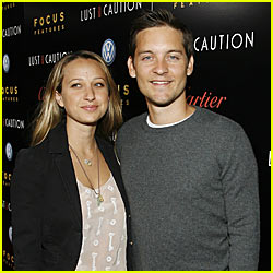 Tobey Maguire Expecting Second Child?