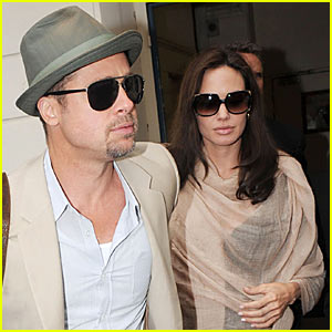 Angelina Jolie Expecting Fraternal Twin Girls?