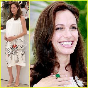 Angelina Jolie is a Titillating Tigress