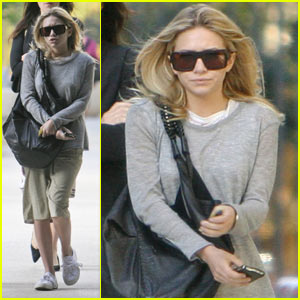 Ashley Olsen is a Normal Teenager