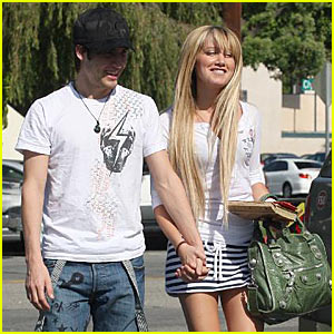 Ashley Tisdale and Jared Murillo Going Strong