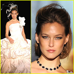 Bar Refaeli is a Beautiful Bride