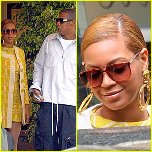 Beyonce is Yummy in Yellow