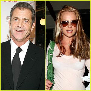 Mel Gibson Directs The Passion of Britney Spears