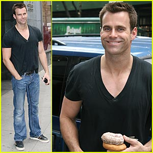 Cameron Mathison: Free Donuts!!!