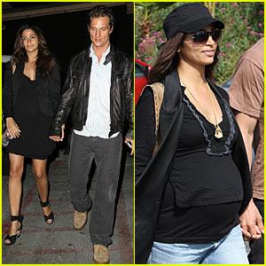 Matthew McConaughey: Happy Mother's Day, Camila!