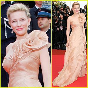 Cate Blanchett @ Cannes Film Festival 2008