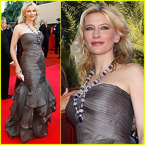 Cate Blanchett @ Indiana Jones Premiere