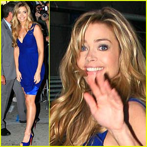 Denise Richards is Complicated
