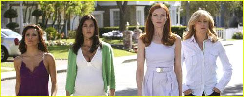 Desperate Housewives Season Finale Shocker!
