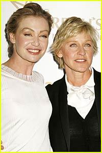 Ellen DeGeneres and Portia De Rossi's Wedding Bells