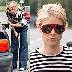 Gwyneth Paltrow: Give Me Directions!