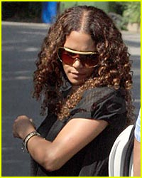 Halle Berry is Back on Track