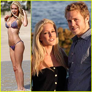 Heidi Montag and Spencer Pratt Are Mexican Mushballs
