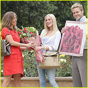 Heidi Montag's Mother's Day Photo Shoot