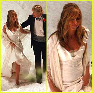 Jennifer Aniston Wedding in the Works (John Mayer Not Involved)