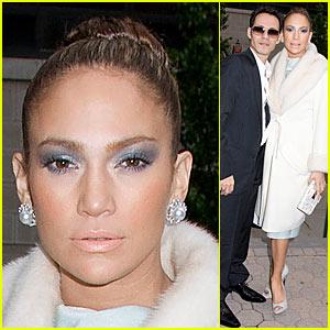 Jennifer Lopez Cruises Through Christian Dior