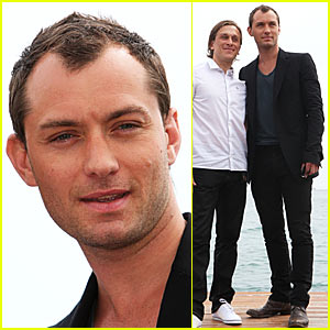 Jude Law @ Cannes Film Festival 2008