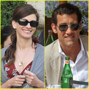 Julia Roberts & Clive Owen are Shady