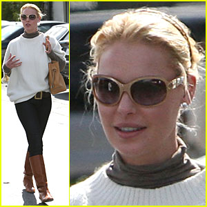 Katherine Heigl Gets Booted