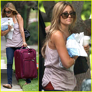 Lauren Conrad: Happy Birthday, Audrina!