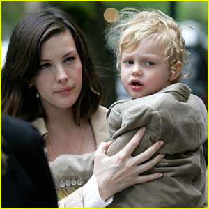 Liv Tyler Celebrates Mother's Day With Milo