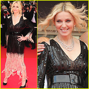 Madonna is the Queen of Cannes