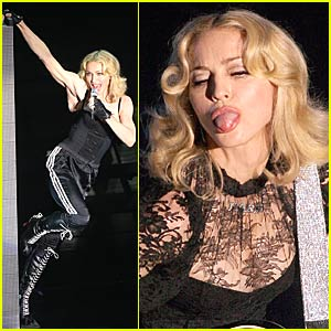 Madonna is High on Hard Candy