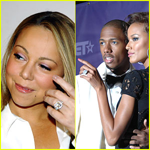 Mariah Carey's Used Engagement Ring?