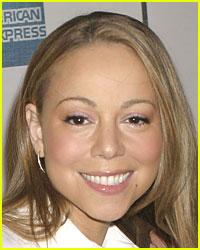 Mariah Carey in Wedding White